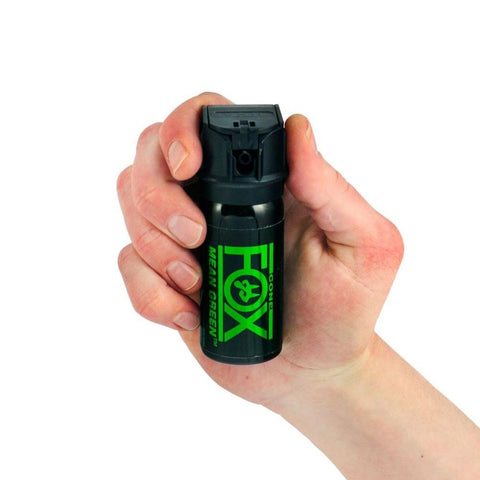 Fox Labs® Mean Green® 3M SHU Pepper Spray 1.5 oz. Fog