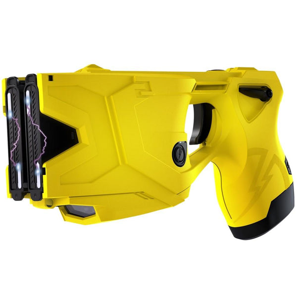 TASER® X2 Yellow Defender Shooting Stun Gun w/Dual Lasers