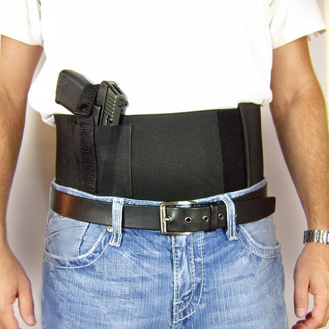 Peace Keeper Belly Band Concealed Gun Carry Large