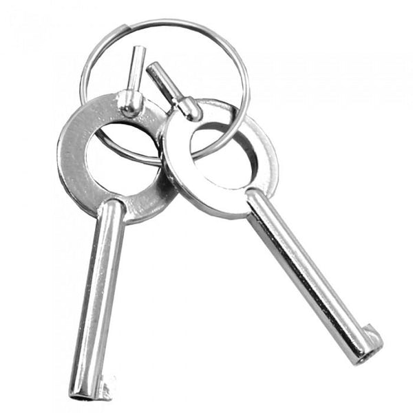 Streetwise Universal Handcuff Keys 2-Pack