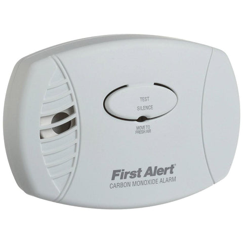 CO Detector Hidden Covert Spy Camera 1080p HD WiFi