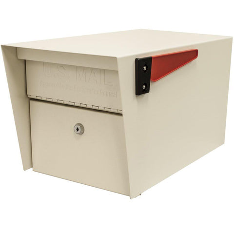 Mail Boss Mail Manager Locking Mailbox Safe White