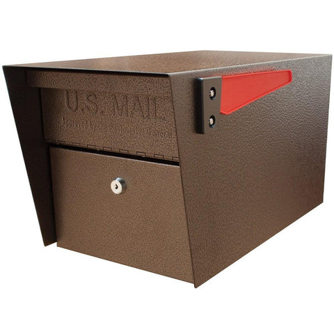 Mail Boss Mail Manager Locking Mailbox Safe Bronze