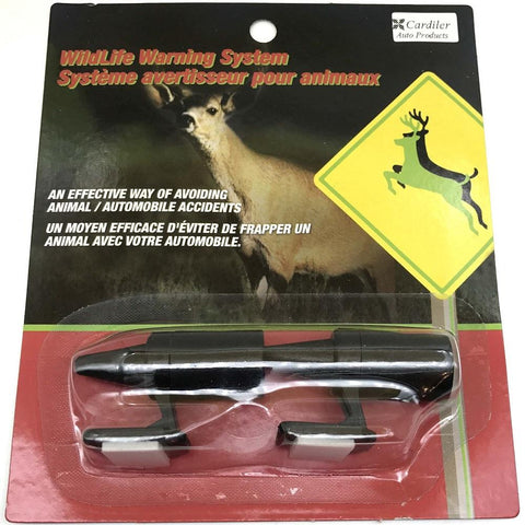 Wind Activated Deer Whistle Wildlife Car Warning Device