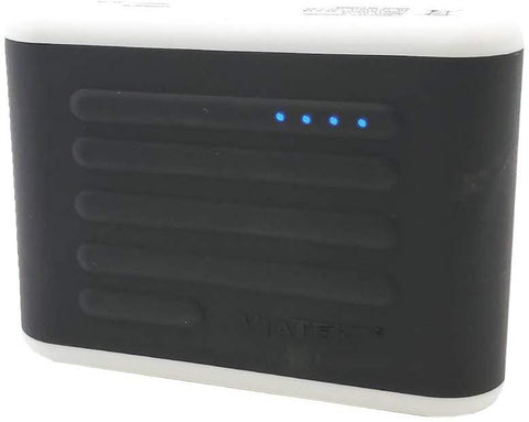 ViaTeK Pocket Jump Rechargeable Power Bank & Car Jumper Black