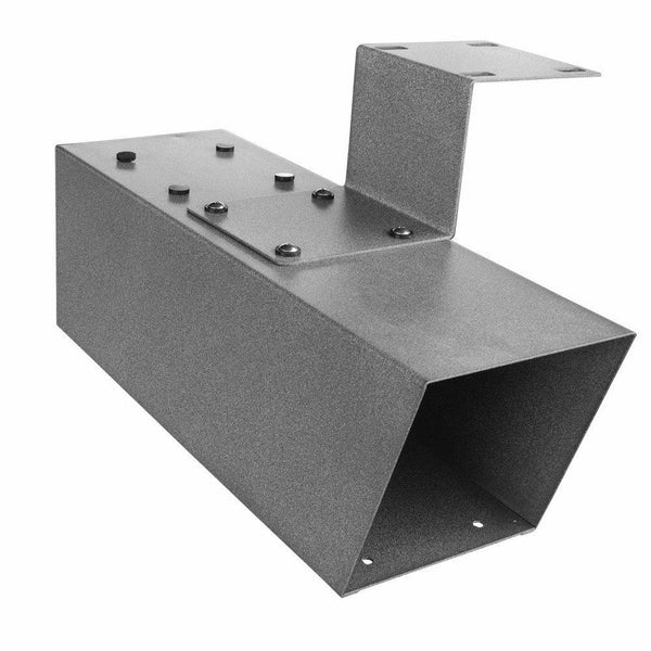 Mail Boss Steel Newspaper Holder Attachment Granite
