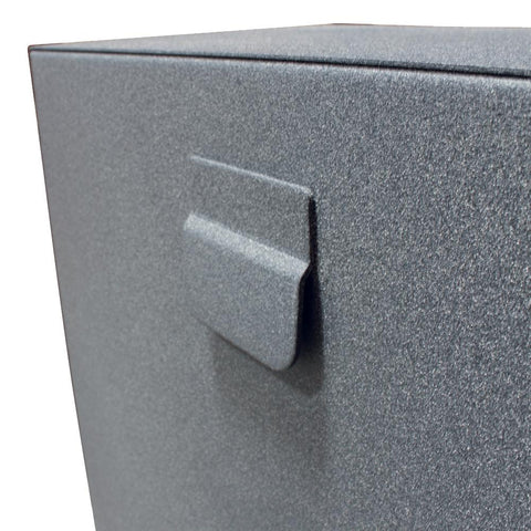 Mail Boss Metro Locking Security Mailbox Safe Granite