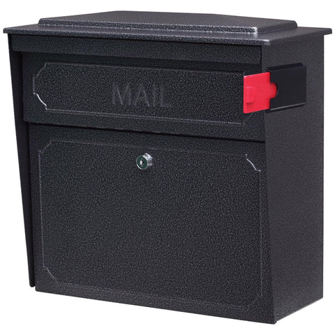 Mail Boss Townhouse Locking Security Mailbox Safe Galaxy