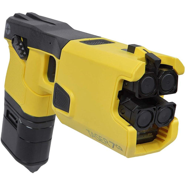 TASER® 7 CQ Home Defense Shooting Stun Gun w/ Laser
