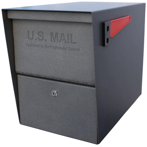 Mail Boss Package Master Locking Mailbox Safe Granite