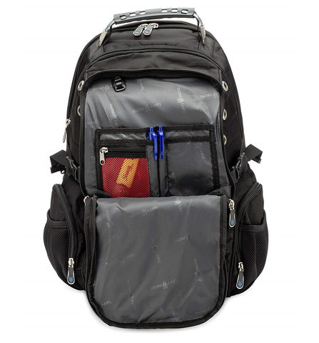 TuffyPacks© Level 3A All-in-one Multi-Pocket Bulletproof Backpack
