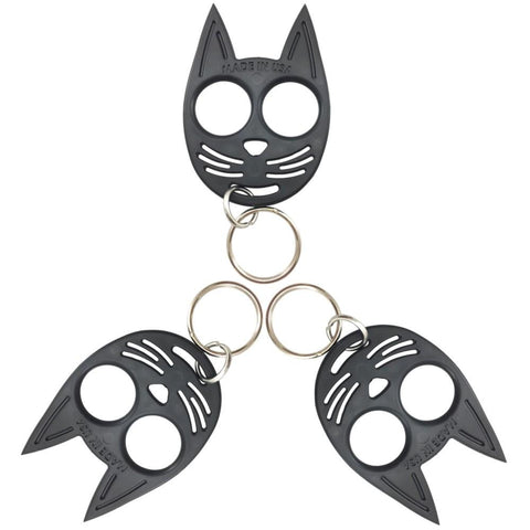 Protect A Friend Kit My Kitty Self-Defense Keychain Weapon 3-Pack