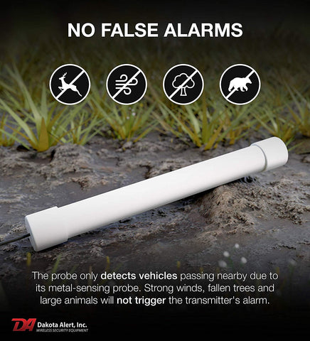 Dakota Alert 1 Mile Vehicle Driveway Alarm System