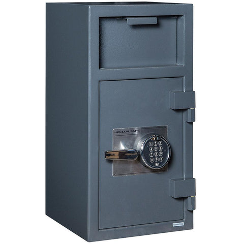 Hollon 2714E B-Rated Keypad Lock Drop Depository Safe