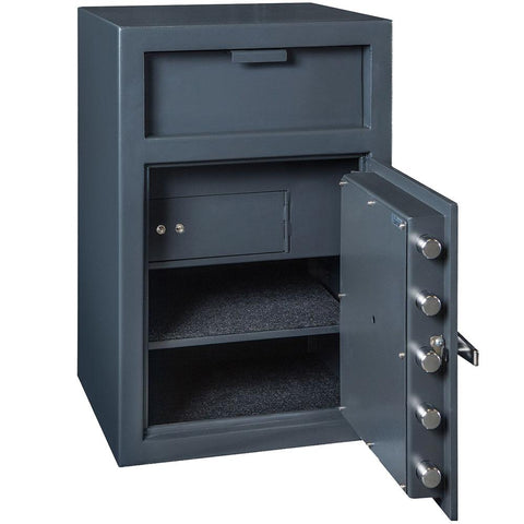 Hollon 3020EILK Inner Locking Keypad Drop Depository Safe