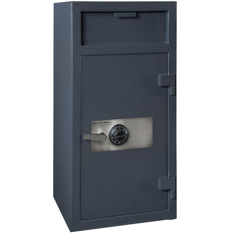 Hollon 4020C B-Rated Dial Lock Drop Depository Safe