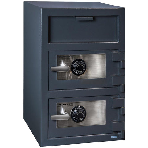 Hollon 3020CC B-Rated Dual Dial Lock Drop Depository Safe