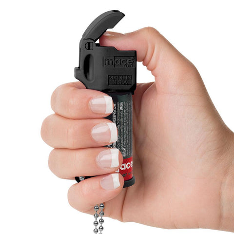 Mace® PepperGard® Pocket Keychain Spray Black