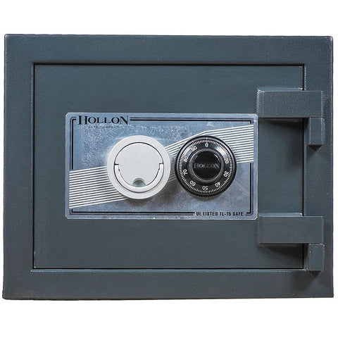 Hollon PM-1014C TL-15 Rated Dial Lock Fireproof Safe