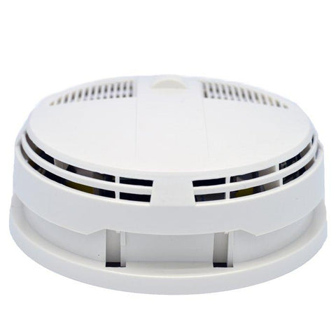 KJB Xtreme Life® Smoke Detector Spy Cam Side View 4K HD DVR