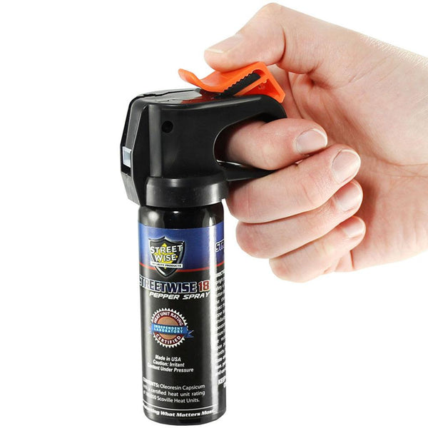 Streetwise 18 Fire Master Pepper Spray Fog 3 oz.