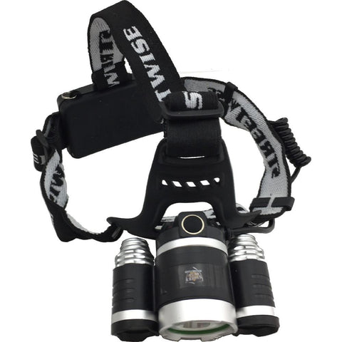 Streetwise Extreme T6 LED Tactical Headlamp 800 Lm
