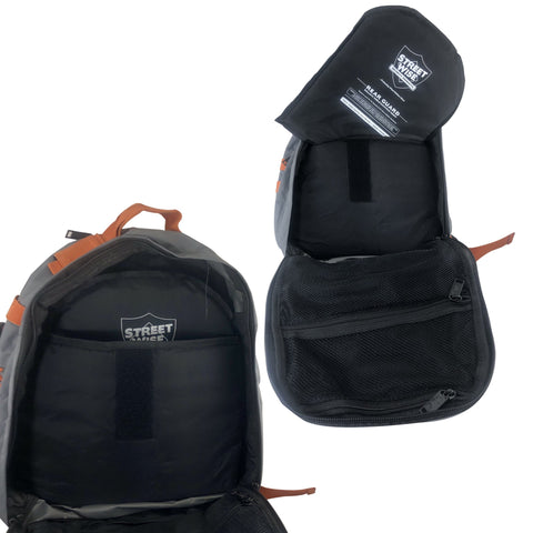 "Streetwise™ Level 3A Bulletproof Backpack Soft Armor Insert 10"" x 13"""