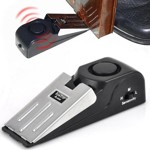 Streetwise Super Door Stop Wedge Alarm 125dB