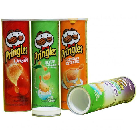 Fake Pringles Chips Secret Stash Diversion Can Safe