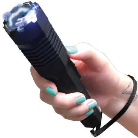 Streetwise 24/7 Security Guard Stun Gun Flashlight 27M