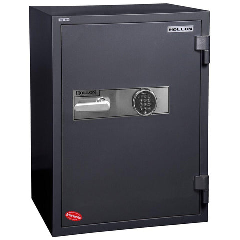 Hollon 880E Fireproof Digital Keypad Lock Office Safe