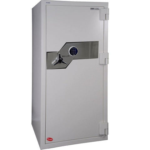 Hollon 1505E Fire & Burglary Rated Keypad Lock Safe