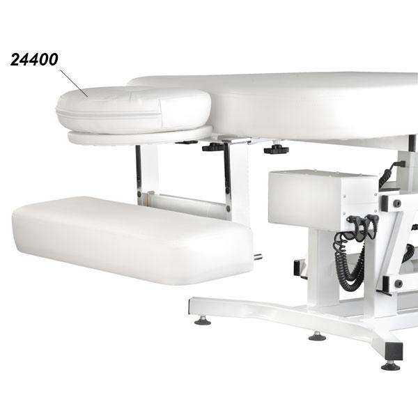 Equipro - MASSAGE ARMREST ADAPTER - Aesthetic and massage table options