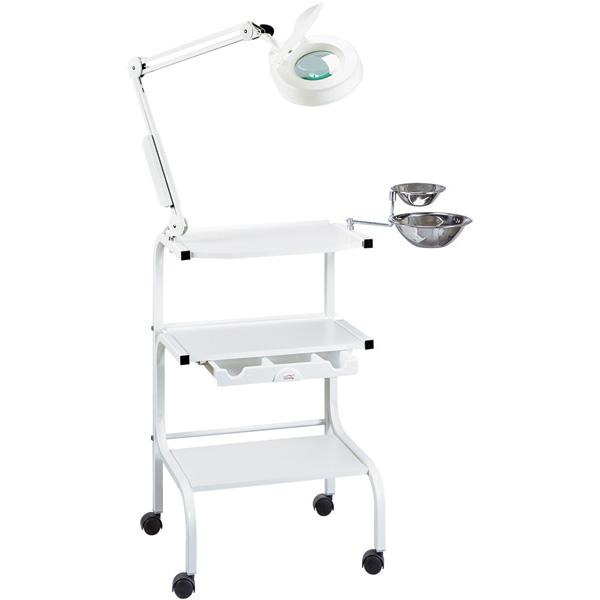 Equipro - TS-3 DELUXE - Auxiliary Service tables, trolleys & carts