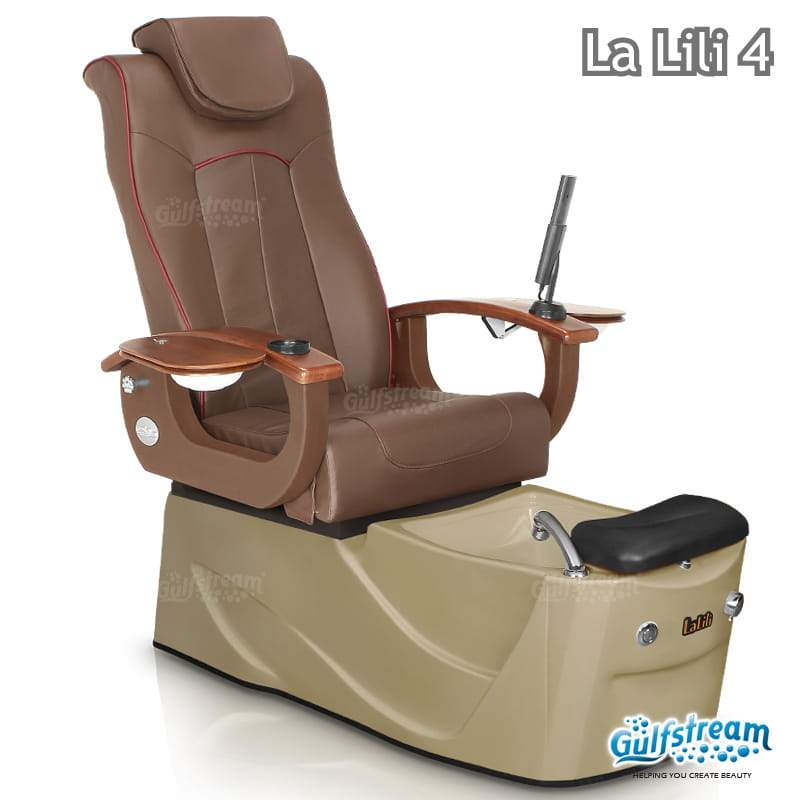 Gulfstream- LA LILI 4 -Pedicure Spas