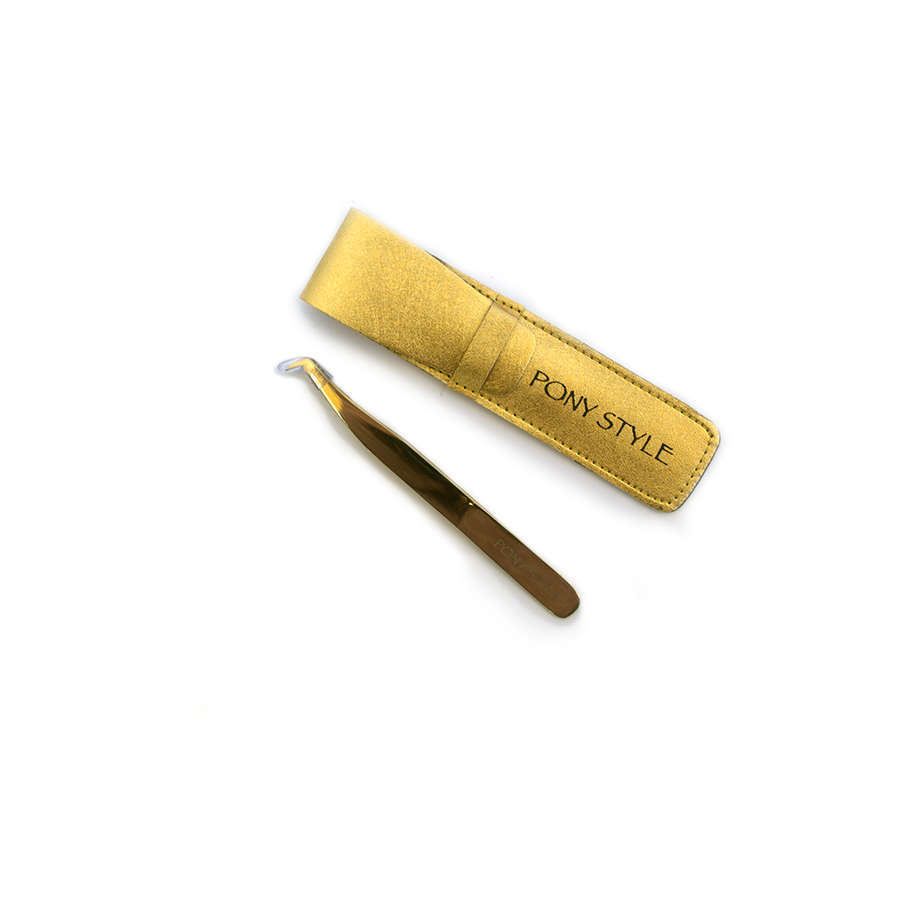LipSkin - Pony Style Gold Professional Volume Tweezer
