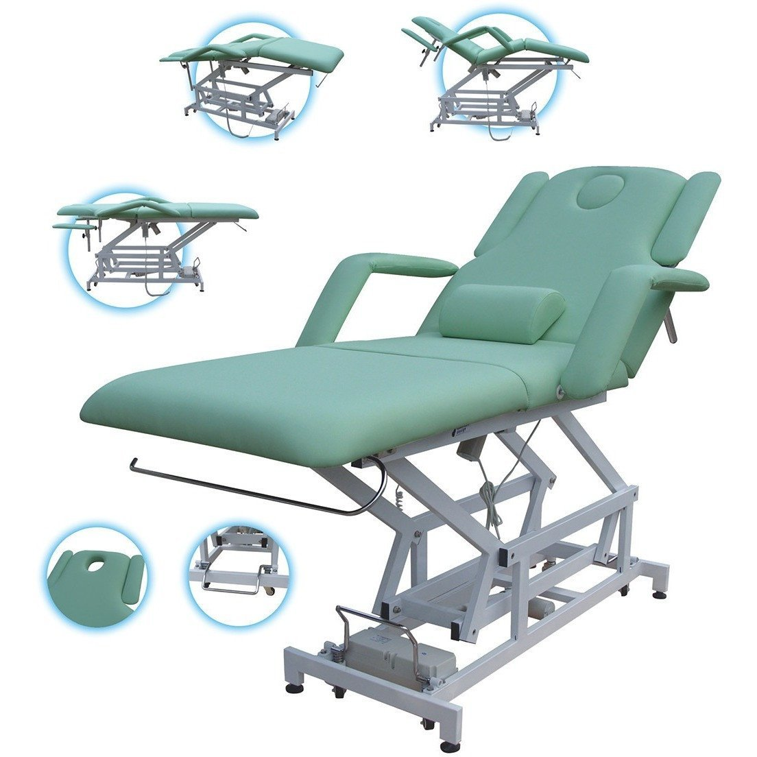 Essential Spa Equipment - Electric Massage Bed Superior
