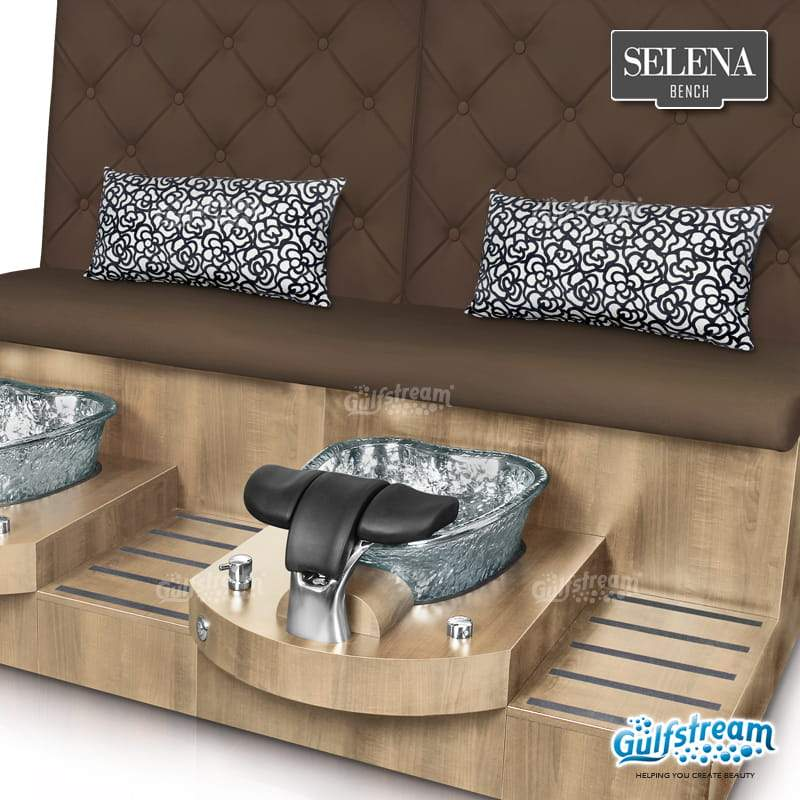 Gulfstream- Selena Double Bench -Pedicure Spas