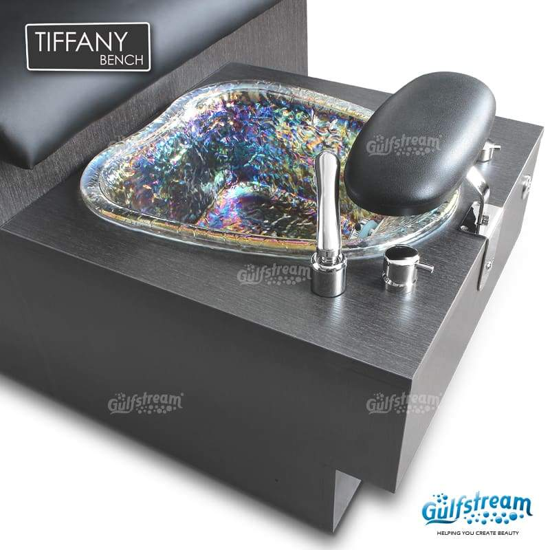 Gulfstream- Tiffany Single Bench -Pedicure Spas