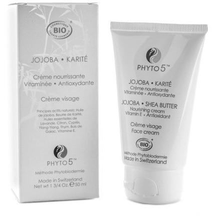 PHYTO 5 - Extreme Hydrating Bio Cream with Arctic Berries. - Breizh Esthetic & Salon Supply
