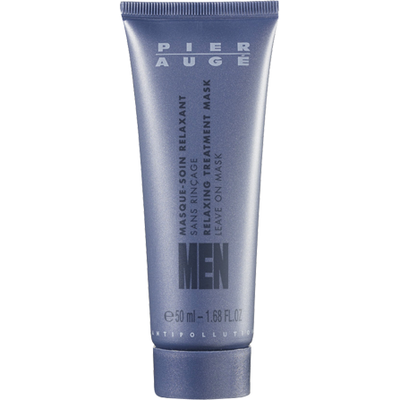 Pier Augè - Men Relaxing Treatment Mask - Breizh Esthetic & Salon Supply - 1