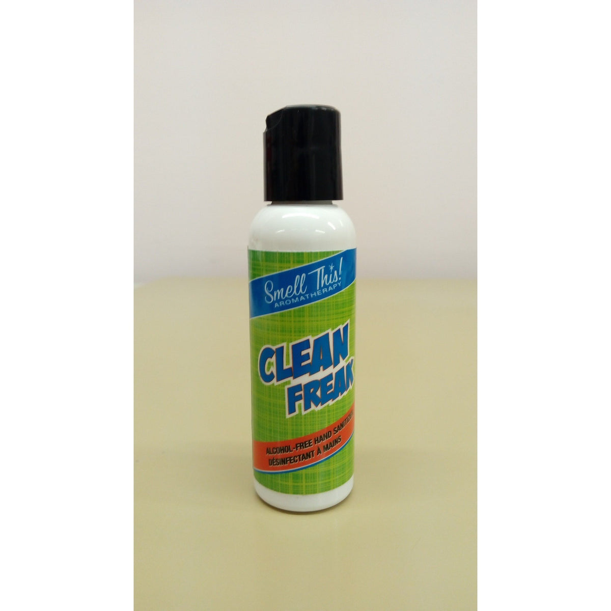 Smell This - Clean Freak Hand Sanitizer - Breizh Esthetic & Salon Supply
