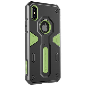 Green IPhone X Sleek, Tough, and Rugged Case