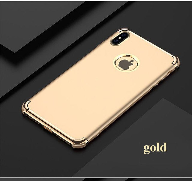 Phone Case For Iphone X Silicon Full Shockproof