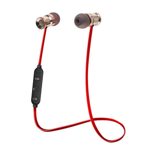 Bluetooth Sports Earphones with Microphone Sweatproof Workout Earbuds