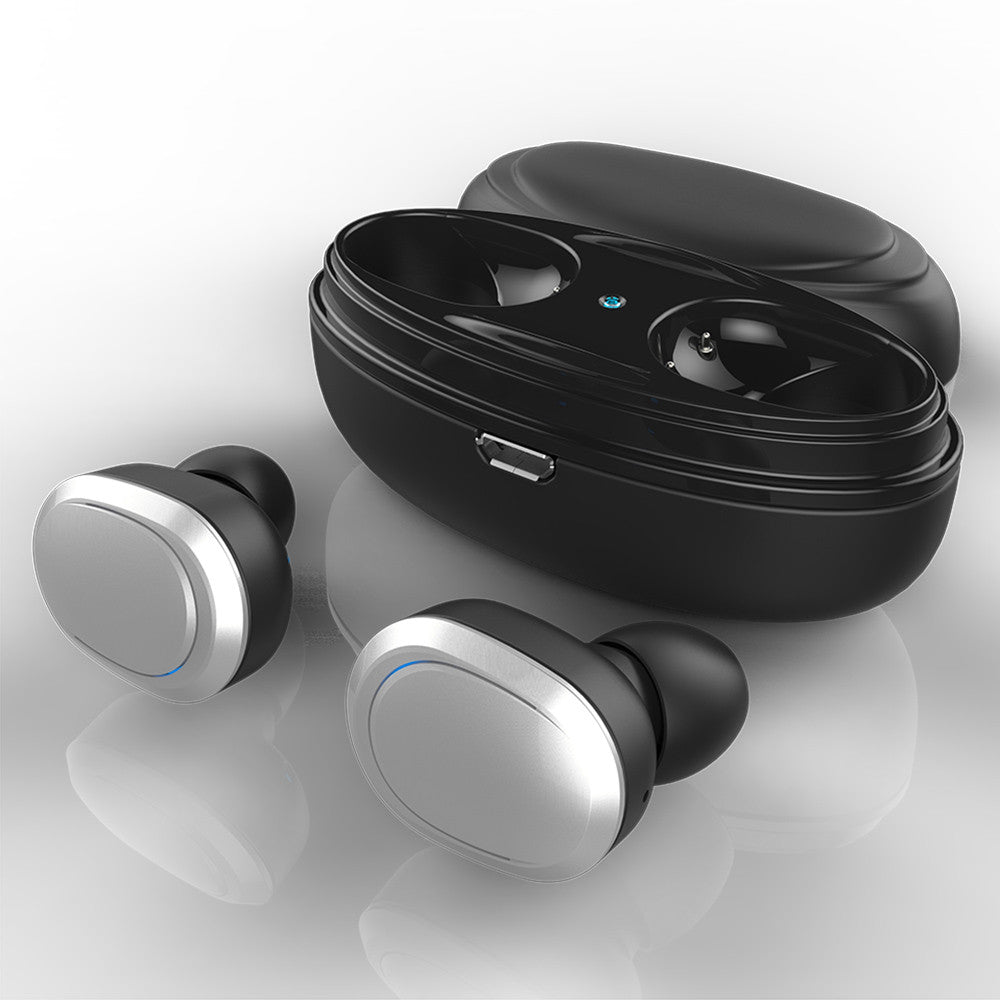 T12 Dual True Wireless Bluetooth Headphones With Mic