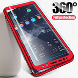360 Full Cover Phone Case For Samsung
