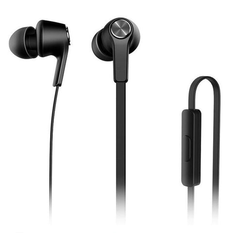 3.5MM In-Ear Wired Headphones With MIC