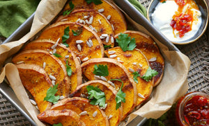 Baked Spiced Pumpkin - Love My Earth