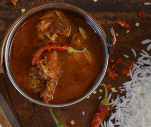 Slow Cooked Beef Vindaloo